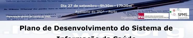 Anúncio evento formação de setembro