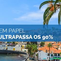 Receita Sem Papel ultrapassa os 90% na Madeira